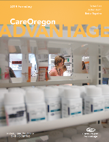 CarOregon Advantage 2014 Formulary