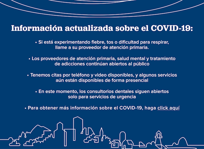 For updated information on COVID click here.
