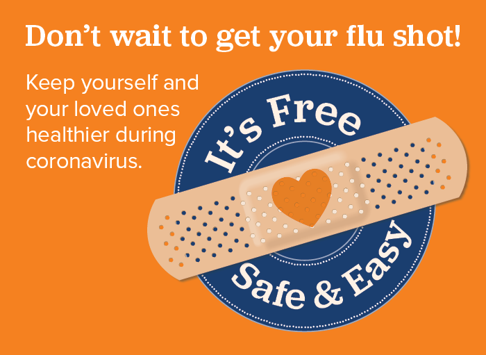 Click here for information on getting a flu shot this year.